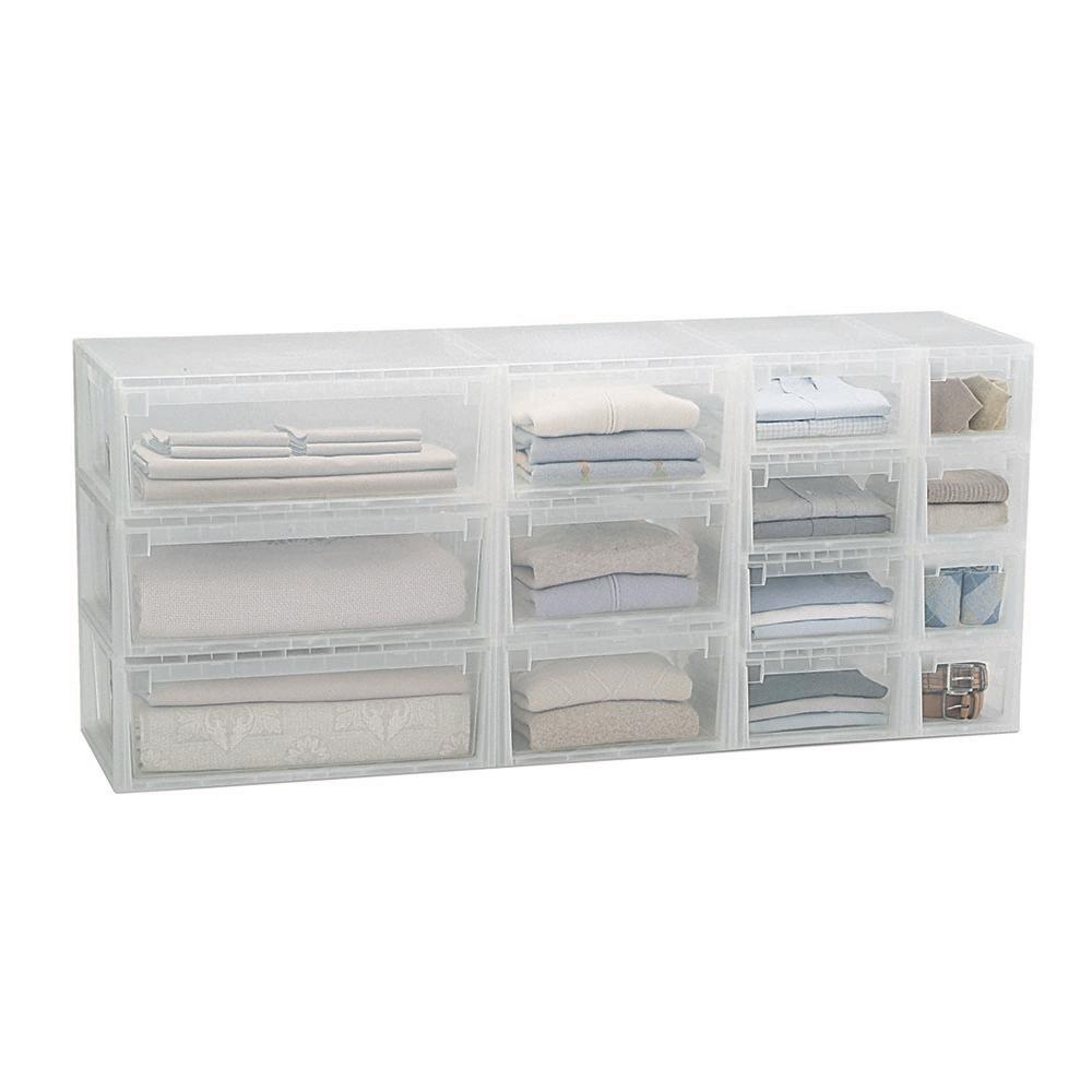 Contenitori In Plastica Brico.Terry Cassetto Multiuso Sovrapponibile Shop Online Su Brico Io