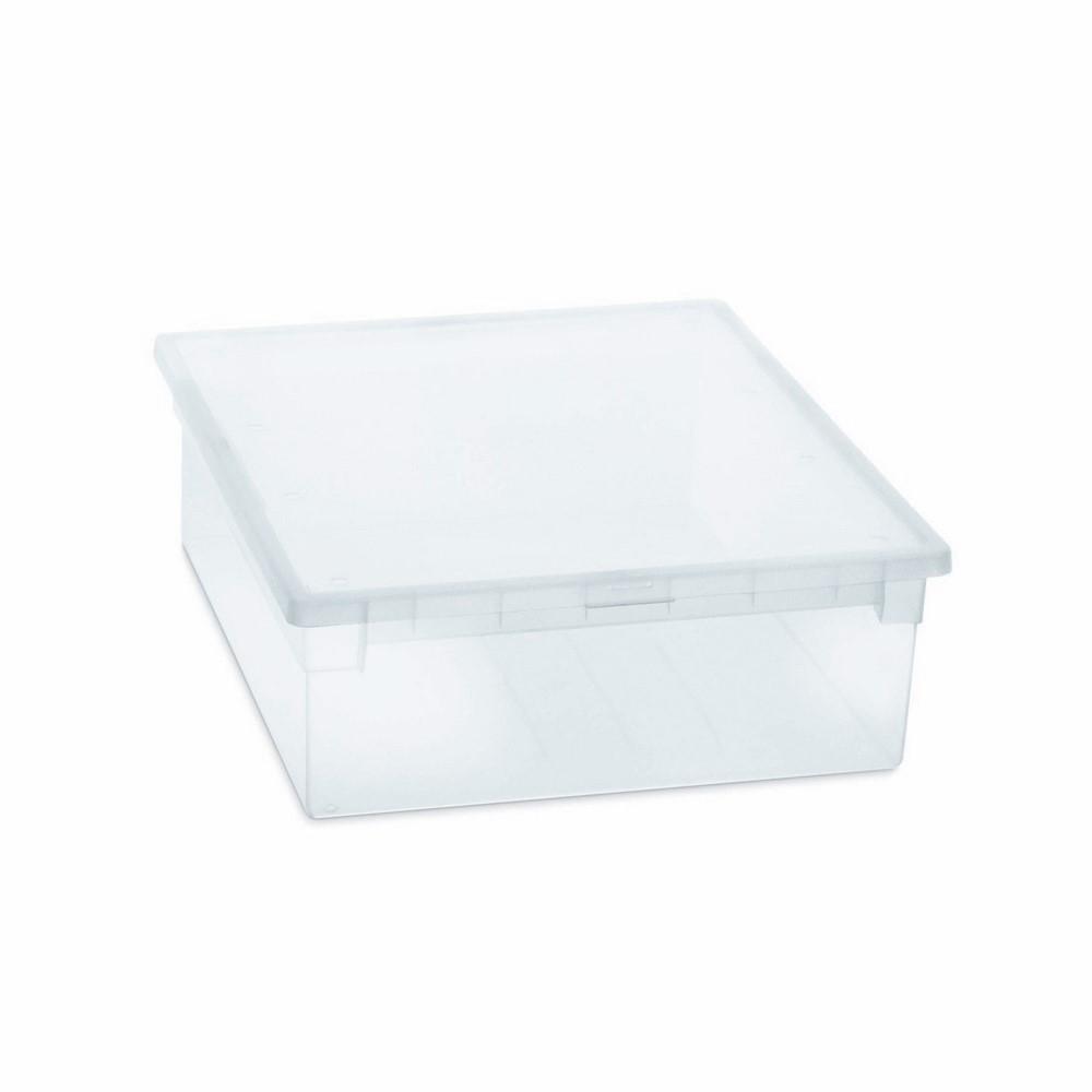 Brico Contenitori In Plastica.Terry Contenitore Box In Plastica Trasparente Shop Online Su Brico Io