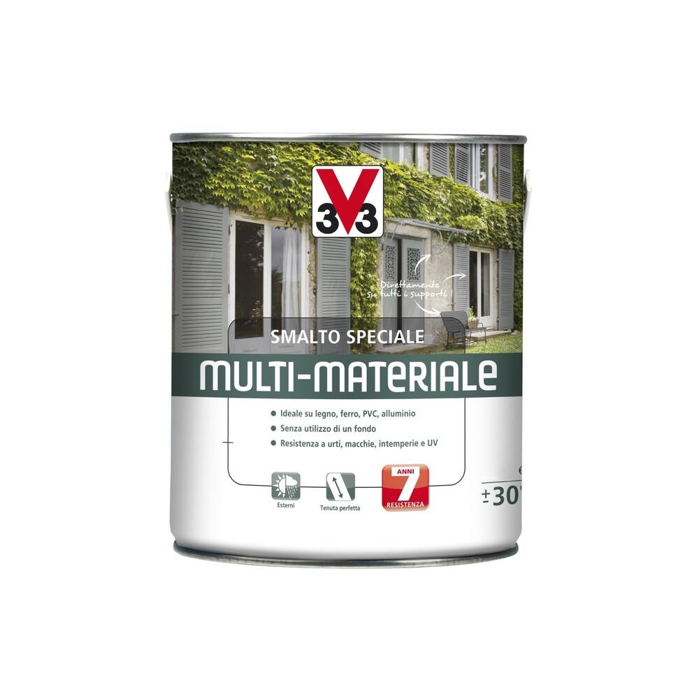 V33 Smalto 4 In 1 Multimateriale