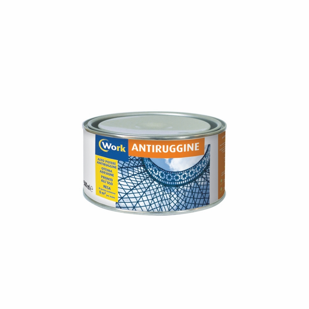Fondo antiruggine 0,5 Lt