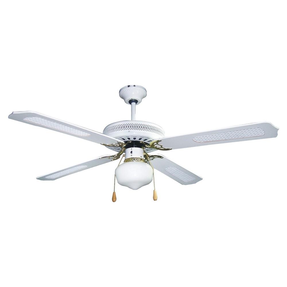 Ventilatore Da Soffitto 4 Pale Legno