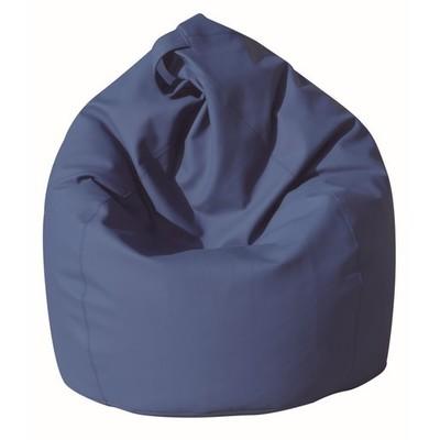 Image of Poltrona Sacco Dea A3 Blu