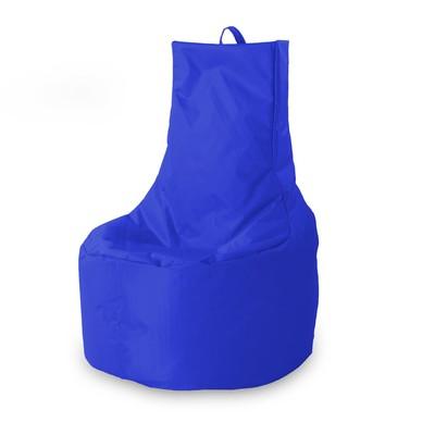 Image of Poltrona Sacco Eos A6 Blu