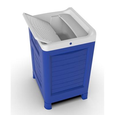 Image of Mobile Lavatoio Artù Blu