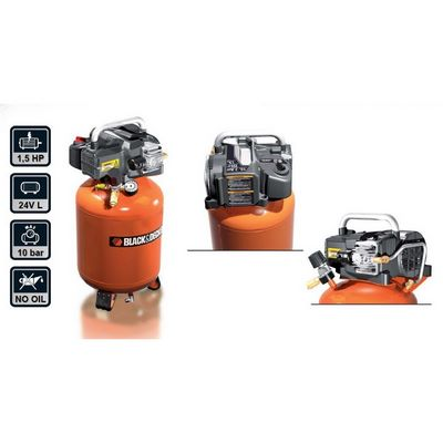 Image of Compressore verticale 24 Lt