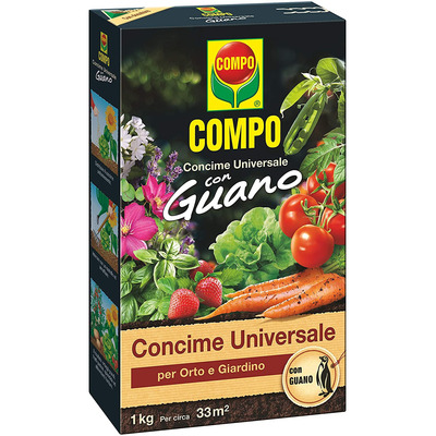 Compo Guano organo-minerale - shop online su Brico io