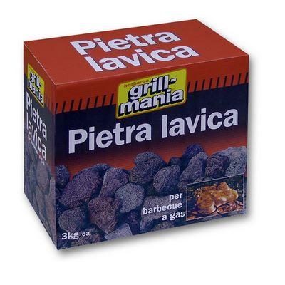Image of Pietra lavica per barbecue