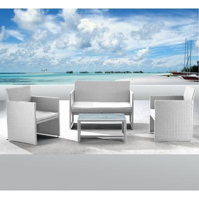 Image of Salottino Valencia 2 poltrone+1 divano+1 tavolino