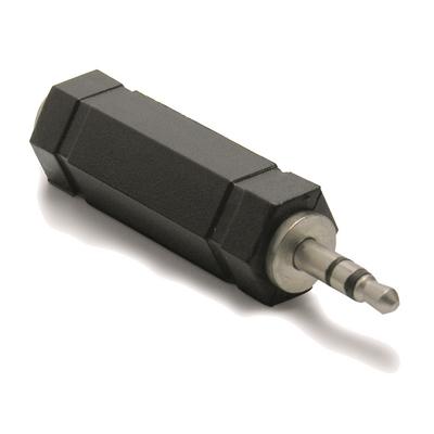 Adattatore Audio Stereo 1 Jack M + 2 Jack F