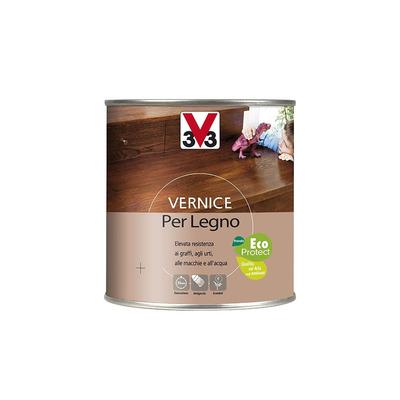 V33 Vernice per legno noce chiaro - shop online su Brico io