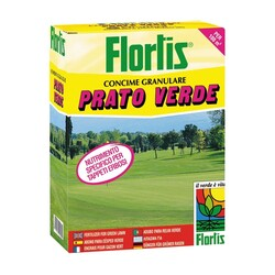 Concimi granulari flortis concime universale granulare - Concime per prato verde ...