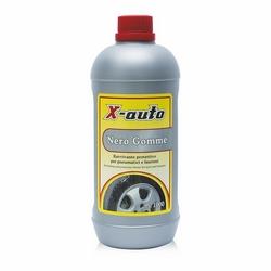 X-AUTO Nero Gomme